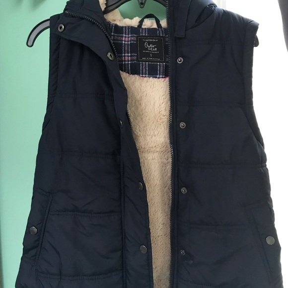 Cotton On Jackets & Blazers - Navy Vest
